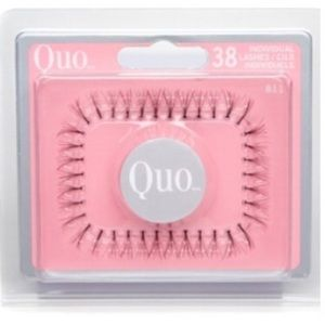 Quo 38 Individual Lashes - Permanently Curled